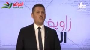 عماد الدائمي الأمين العام لحزب المؤتمر