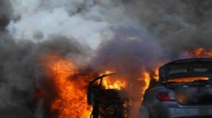 انفجار سيارة ملغومة