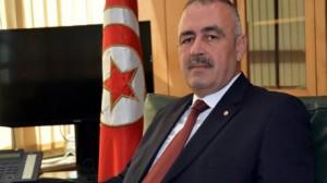 وزير الصناعة والطاقة زكرياء حمد
