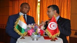 تونس و الكوت ديفوار