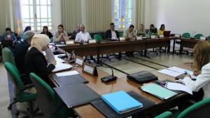 الحسم في الفصول التسعة محل الطعن في مشروع قانون المجلس الأعلى للقضاء