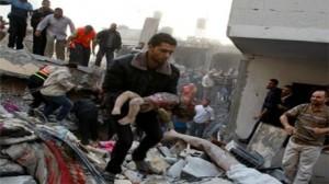 جرائم حرب في غزة