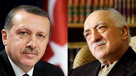 أردوغان و فتح الله غولن