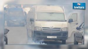 سيدي-بوزيد--الأمن-يستعمل-الغاز-المسيل-للدموع-لفك-اعتصام-المعلمين-