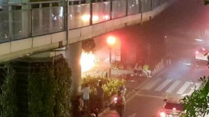 انفجار تايلاند