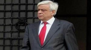 الرئيس اليوناني بروكوبيس بافلوبولوس