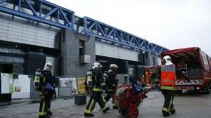 حريق ضخم بمتحف بباريس