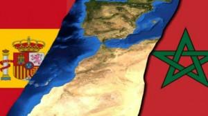 اسبانيا والمغرب