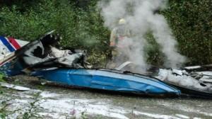 تحطم طائرة مائية في الاسكا يُخلّف 3 قتلى و7 جرحى