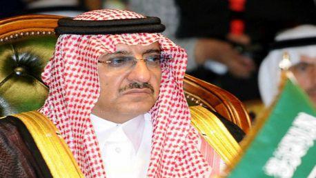 ولي العهد السعودي الامير محمد بن نايف