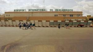 مطار واغادوغو