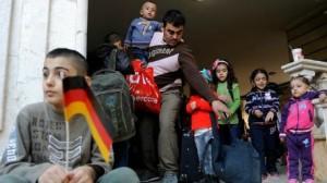 اللاجئين في ألمانيا