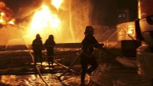 انفجار في مصنع للكيماويات شرق الصين