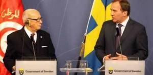السويد +سفارة+تونس