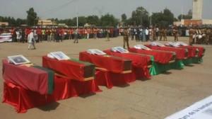 بوركينا فاسو: مقتل 22 شخصا لدى سقوط حافلة في سد