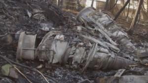 طائرة تصطدم بمبنى سكني وتقتل 9 أشخاص