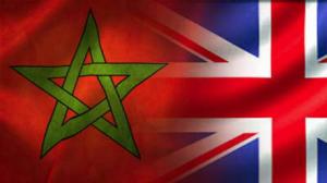 بريطانيا والمغرب