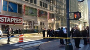 مانهاتن: مقتل شخص وإصابة اثنين آخرين في إطلاق نار