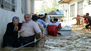 فيضانات  في ايران