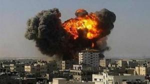 انفجار قوي يهزغرب ليبيا