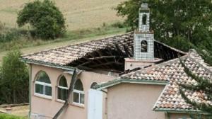 حرق مسجد في فرنسـا