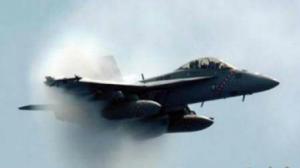 سقوط مقاتلة بحرينية فوق جازان