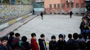 إصابة خمسة أطفال بهجوم على مدرسة جنوب شرق البلاد