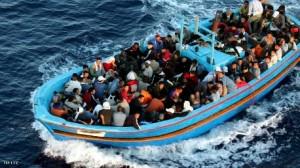 إيطاليا تنقذ 250 مهاجرا من الغرق قبالة الساحل الليبي