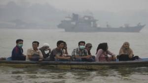 غرق 22 لاجئا إثر انقلاب قارب