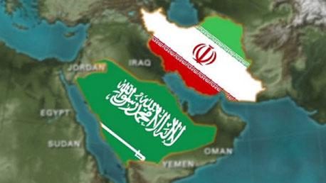 ايران + السعودية