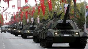 أنقرة تنفي التحضير لعملية عسكرية في سوريا