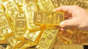 ارتفاع الذهب بفعل الأسهم الأوروبية والدولار