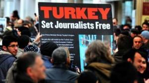 الإفراج عن صحافيين في اسطنبول