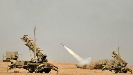 الدفاع الجوي السعودي يعترض صاروخ سكود أطلق من اليمن KK