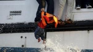 غرق 35 مهاجرا قبالة السواحل التركية KK