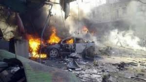 قتيلان و5 جرحى بتفجير سيارة مفخخة في ريف حماة