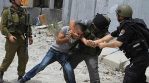 الجيش الصهيوني يعتقل 20 فلسطينيا في الضفة