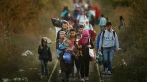 المجر تمدد حالة الطوارئ نتيجة أزمة اللاجئين بإرسال قوات شرطة ودوريات عسكرية