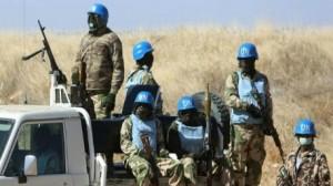 جنوب إفريقيا مقتل جندي وإصابة آخر في دارفور