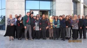 وقفة احتجاجية أمام قصر الحكومة ووزارة المالية يوم الخميس القادم 3مارس