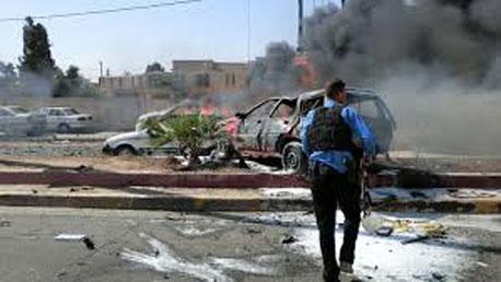 هجوم انتحاري ببغداد