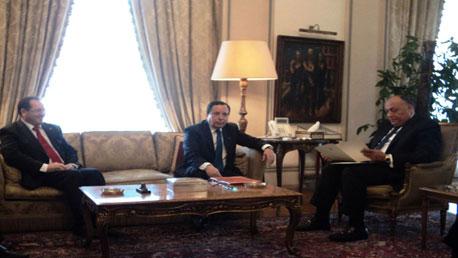 وزير الخارجية في مصر