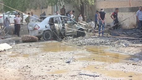العراق+ تفجير