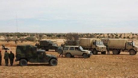 المنطقة العسكرية العازلة