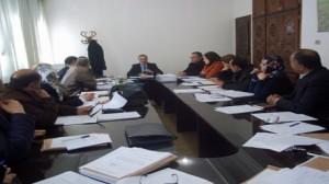 الجلسة الأولى للجنة الجهوية لإسناد الامتيازات في قطاع الفلاحة والصيد البحري