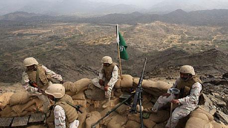 الحدود السعودية و اليمنية