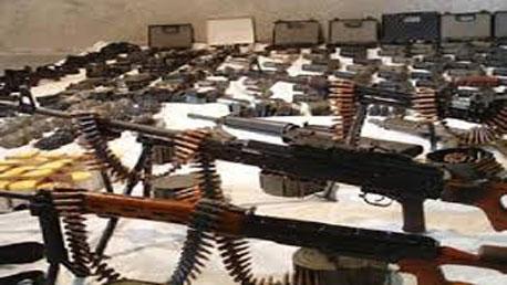 اسلحة + الجزائر