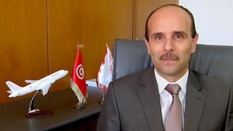 خالد الشلي المدير العام لديوان الطيران المدنى