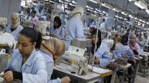 مصنع خياطة
