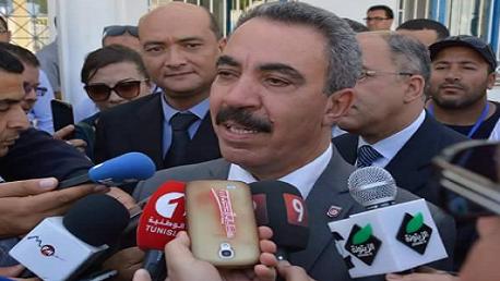 """وزير التجهيز والإسكان والتهيئة الترابية """"محمّد صالح العرفاوي"""""""